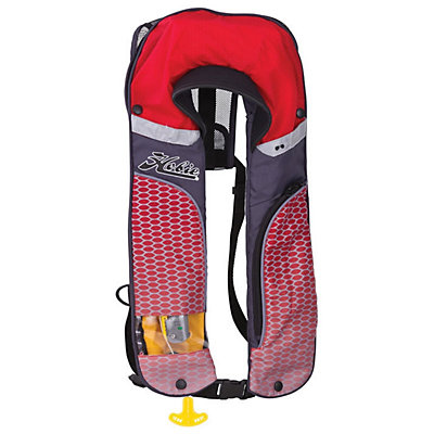 Hobie Inflatable PFD 2017, Red-Grey, viewer
