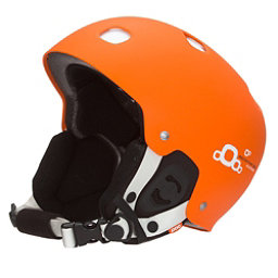 POC Receptor BUG Adjustable 2.0 Helmet, Iron Orange, 256