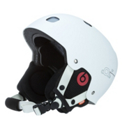 POC Receptor BUG Communication Audio Helmet, White, medium