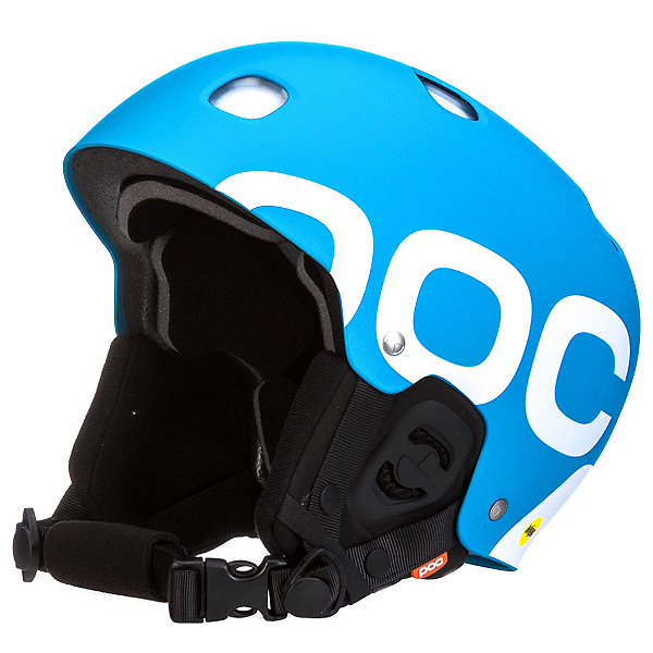 POC Receptor Backcountry MIPS Helmet 2017, Radon Blue, 600
