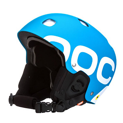 POC Receptor Backcountry MIPS Helmet 2017, Radon Blue, viewer