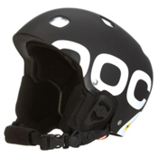 POC Receptor Backcountry MIPS Helmet, Uranium Black, medium