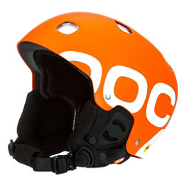 POC Receptor Backcountry MIPS Helmet, Iron Orange, 256