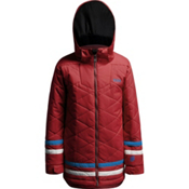 Orage Phil Boys Ski Jacket, Cardinal, medium