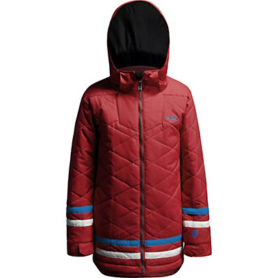 Orage Phil Boys Ski Jacket, Cardinal, viewer
