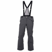 Spyder Bormio Mens Ski Pants (Previous Season), Slate, medium