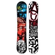 Lib Tech Burtners Box Scratcher Snowboard, 143cm, medium