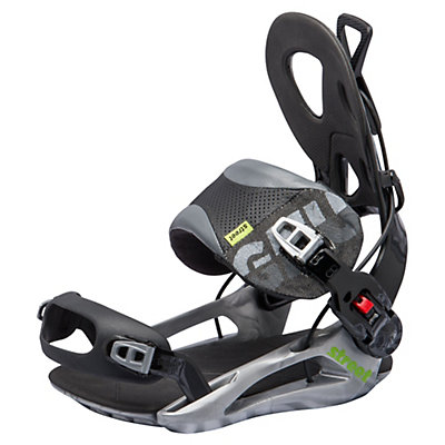Gnu Street Snowboard Bindings, , viewer