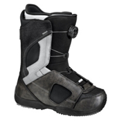 Flow The Ansr Boa Coiler Snowboard Boots, Black-Grey, medium