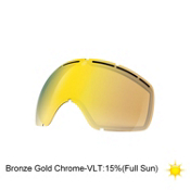 Electric EG2.5 Goggle Replacement Lens, Bronze-Gold Chrome, medium