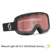 Scott Habit OTG Goggles 2015, Black-Nl40, medium