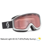 Scott Habit OTG Goggles 2015, White-Nl40, medium