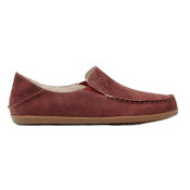 Olukai Nohea Nubuck Womens Casual Shoes, Picante-Tan, medium
