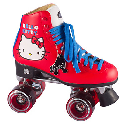 Riedell Moxi Hello Kitty Womens Outdoor Roller Skates, , large