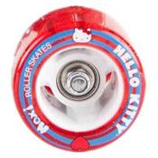 Riedell Moxi Hello Kitty Roller Skate Wheels - 4 Pack, , medium