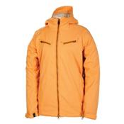 686 Mannual Tender Womens Insulated Snowboard Jacket, Pumpkin Herringbone Denim, medium