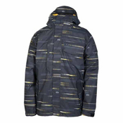686 Smarty Echo Boys Snowboard Jacket, Gunmetal, medium