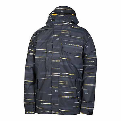 686 Smarty Echo Boys Snowboard Jacket, Gunmetal, viewer