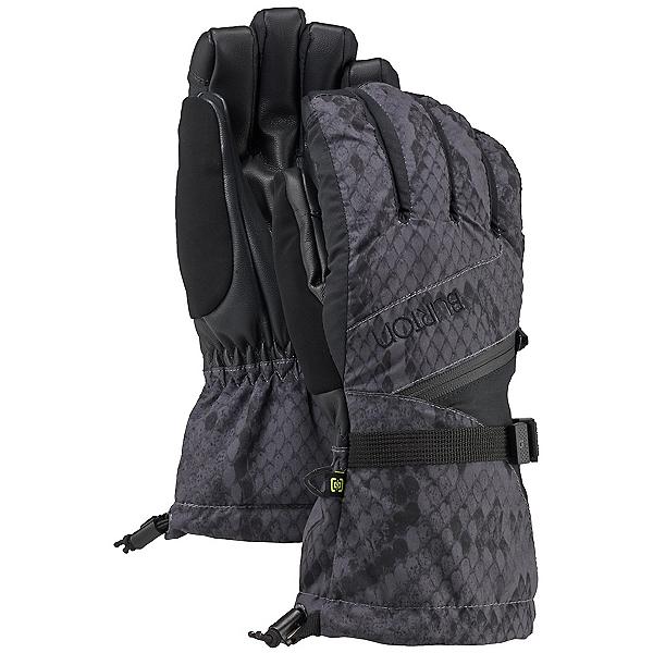 Burton Gore-Tex Touchscreen Womens Gloves, Python-True Black, 600
