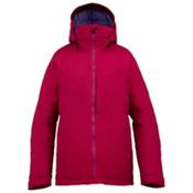 Burton AK 2L Flare Down Womens Insulated Snowboard Jacket, Syrah, medium