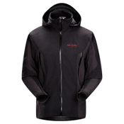 Arc'teryx Stingray Mens Shell Ski Jacket, Blackbird, medium