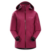 Arc'teryx Stingray Womens Shell Ski Jacket, Roseberry, medium