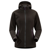 Arc'teryx Strato Hoody Womens Jacket, Carbon Copy, medium