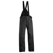 Salomon Chill Out Bib Mens Ski Pants, Black, medium