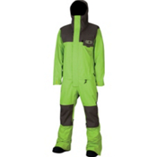 Air Blaster Freedom Suit Mens One Piece Ski Suit, Hotstachio, medium