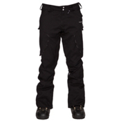 Volcom Machine Mens Snowboard Pants, Black, medium