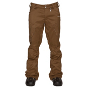 Volcom Machine Mens Snowboard Pants, Teak, medium