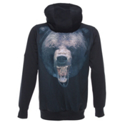 Volcom Bear Fleece Hoodie, , medium