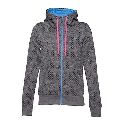 Volcom Stone Dot Hydro Fleece Womens Hoodie, , large