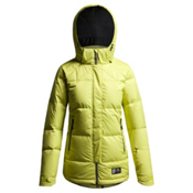 Orage Cascade Womens Insulated Ski Jacket, Sulphur, medium