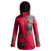 Orage Bala Womens Insulated Ski Jacket, Cardinal, medium