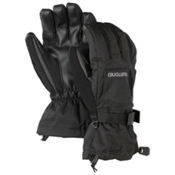 Burton Baker 2 in 1 Touchscreen Gloves, True Black, medium