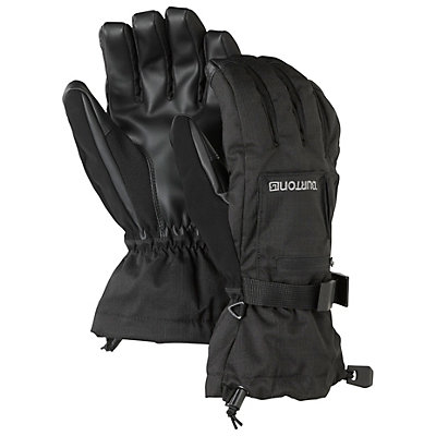 Burton Baker 2 in 1 Touchscreen Gloves, True Black, viewer