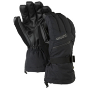 Burton Gore-Tex Touchscreen Gloves, True Black, medium
