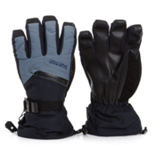 Burton Gore-Tex Touchscreen Gloves, Eclipse-Washed Blue, medium