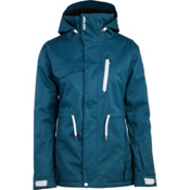 Armada Backyard Womens Insulated Ski Jacket, Deep Space, medium