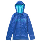 Burton Scoop Kids Hoodie, Deja Blue Starry Night, medium