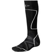 SmartWool PHD Medium Ski Socks, Black, medium