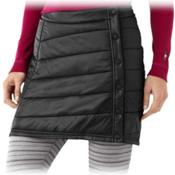 SmartWool PHD SmartLoft Skirt, Black, medium