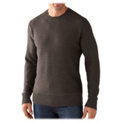 SmartWool Pagoda Crew Mens Sweater, Taupe Heather, medium