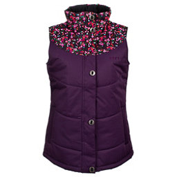 Roxy Dice Womens Vest, Blackberry Cordial, 256