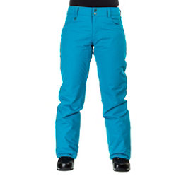 Roxy Dynamite Womens Snowboard Pants, Caribbean, 256