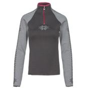 Dale Of Norway Geilo Womens Sweater, Metal Grey-Schiefer-Allium, medium
