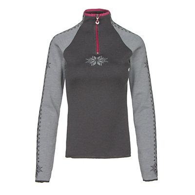 Dale Of Norway Geilo Womens Sweater, Allium-Offwhite-Schiefer, viewer