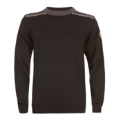 Dale Of Norway Rodkleiva Mens Sweater, Charcoal-Offwhite-Metal, medium