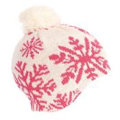 Dale Of Norway Snowflake Womens Hat, Off White-Allium, medium